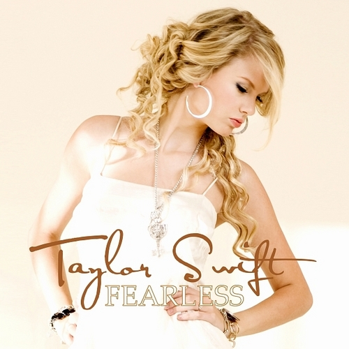 Fearless (Taylor Swift album) images Fearless [FanMade Album Cover] wallpaper and background ...
