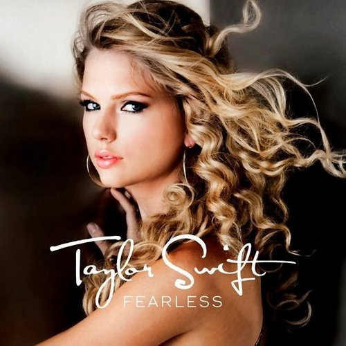 Fearless (International Edition) [Official Album Cover]