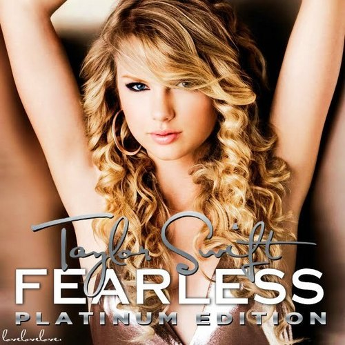 Fearless (Taylor Swift album) images Fearless (Platinum Edition) [FanMade Album Cover] wallpaper ...