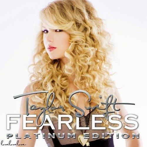 taylor swift album fearless
