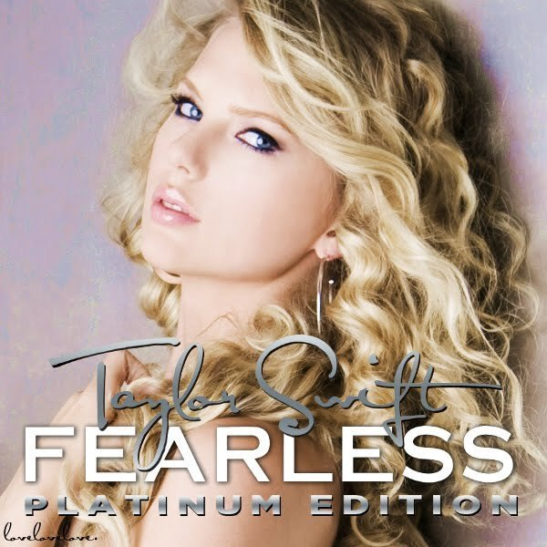 taylor swift untouchable album cover