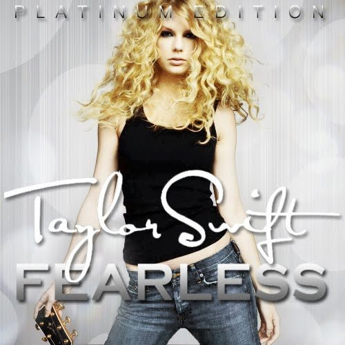 Fearless (Platinum Edition) [FanMade Album Cover]