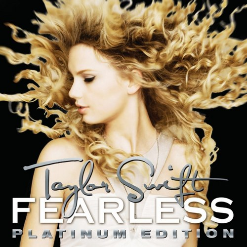 Fearless (Platinum Edition) [Official Album Cover]