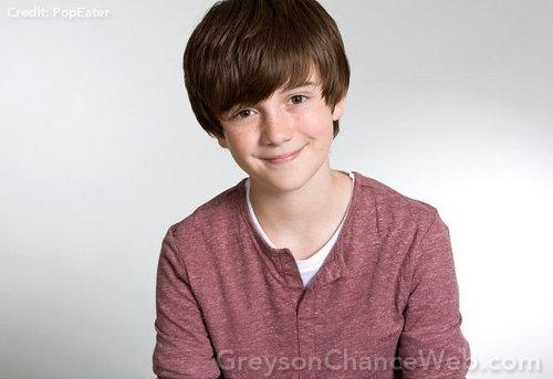 Greyson Photoshoot