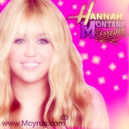 Hannah Montana Forever!