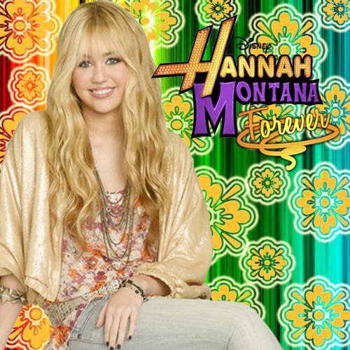 Hannah Montana!