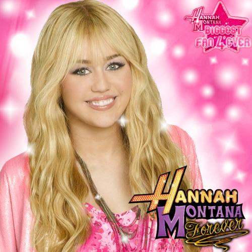 Hannah Montana :)