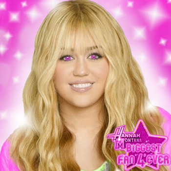 Hannah montana 4'ever EXCLUSIVE Fan-art(ICONS) as a part of 100 days of hannah por dj !!!