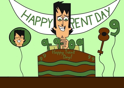 Happy Trent দিন 8D