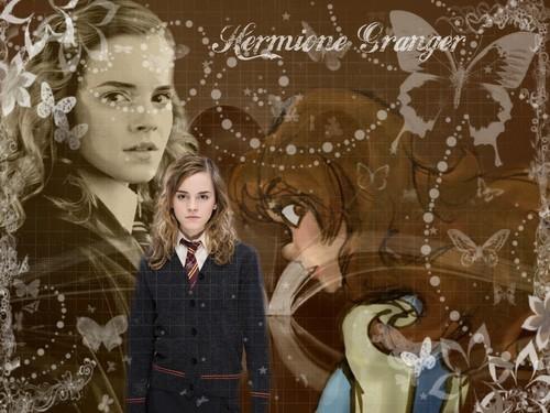 Hermione Granger Weasley ;P