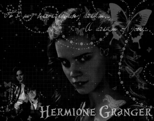 Hermione's Neverending Dream...about Ron ;**
