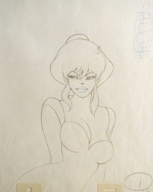 Cool World hình nền called Holli Would Concept Art