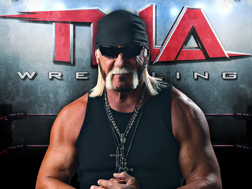 TNA Wrestling wallpaper called Hulk Hogan