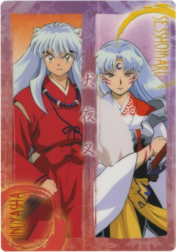 Inuyasha And Sesshomaru Sesshomaru And Inuyasha Photo 14806353