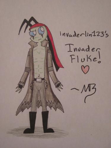 Invader Fluke!!!