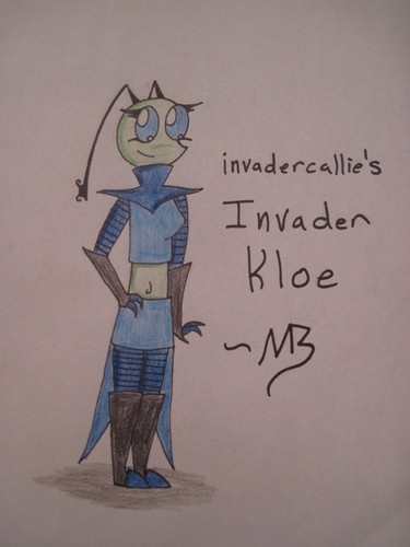 Invader Kloe request