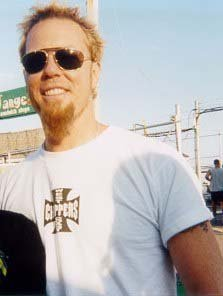 James Hetfield wallpaper titled James