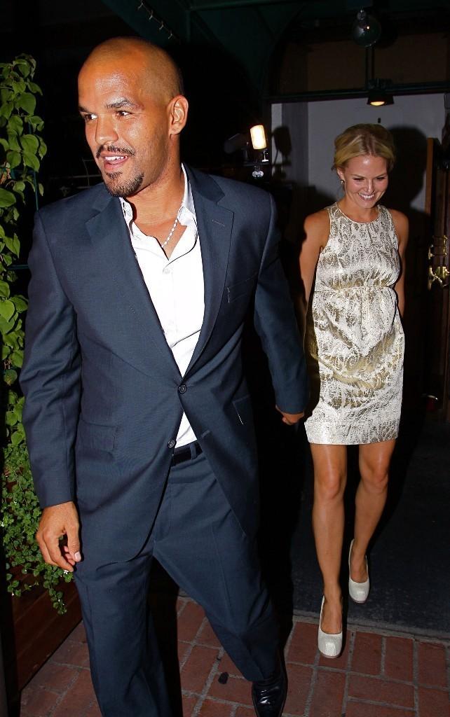 Jennifer Morrison+Amaury Nolasco 13.08.2010 Los Angeles