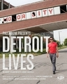 Johnny Knoxville ~ 'Detroit Lives' Documentary Poster