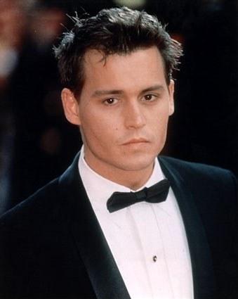Johnny in Tux
