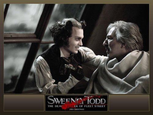 Judge Turpin & Sweeney Todd