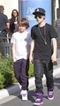Justin Bieber and Christian Beadles - christian-beadles-and-justin-bieber photo