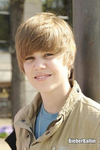Justin Bieber is so cute <3