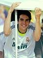 Kaká - Real Madrid Training