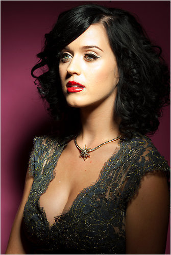 Katy Perry New York Times Photoshoot