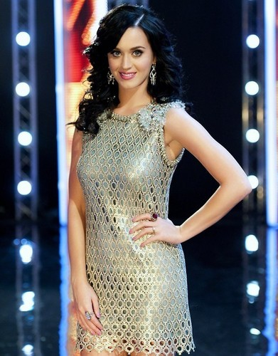Katy Perry X-Factor