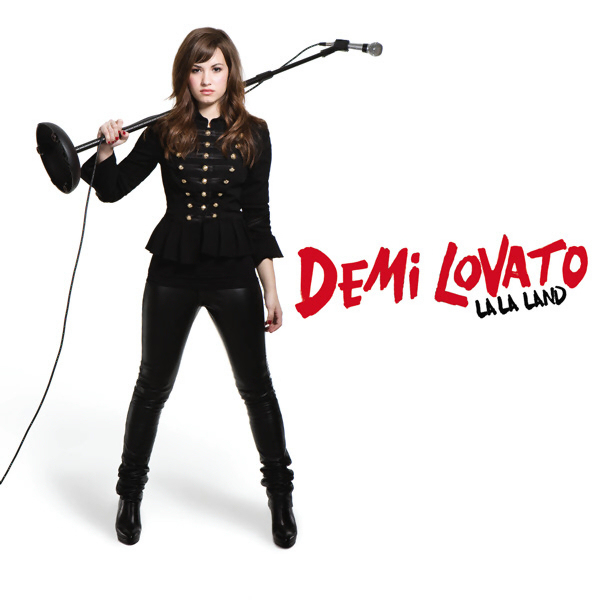 Land Official Single Cover Dont Forget Demi Lovato Album 600
