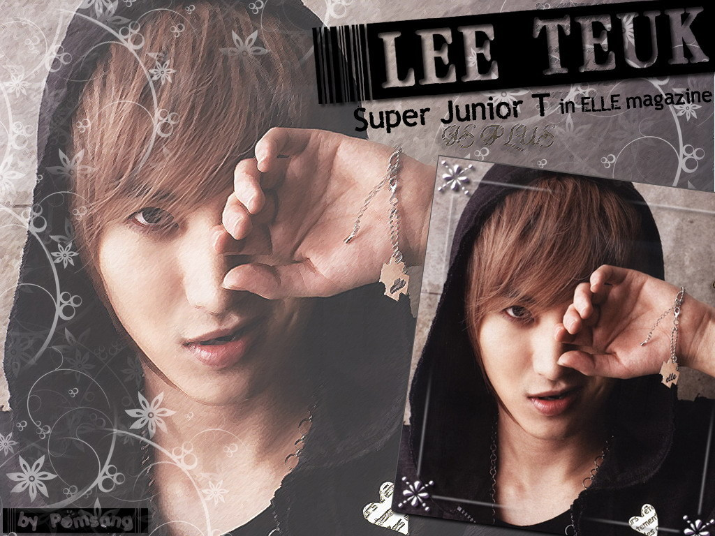 Lee Teuk - Photo Set
