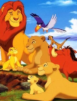 迪士尼 动物 壁纸 entitled Lion King
