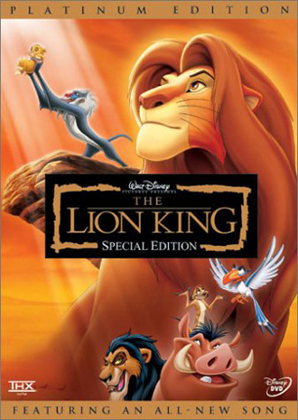 Disney Animals wallpaper entitled Lion King