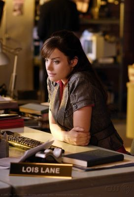 Lois Lane - smallville - as aventuras do superboy