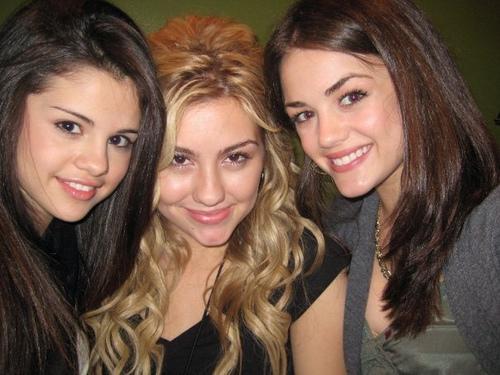 Lucy & Selena