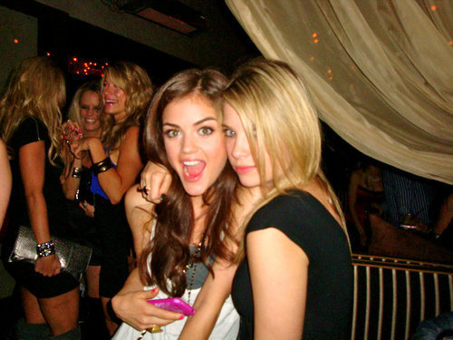 Lucy and Ashley