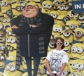 ME AND GRU!!!!!! - despicable-me photo