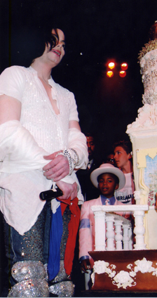 MJ 45th B'day