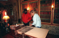 MJ visits Champ de Bataille Castle with Debbie Rowe - michael-jackson photo
