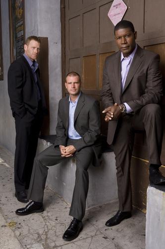 Mack, Bob & Jonas