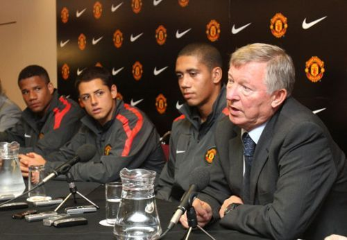 Manchester United - Press Conference