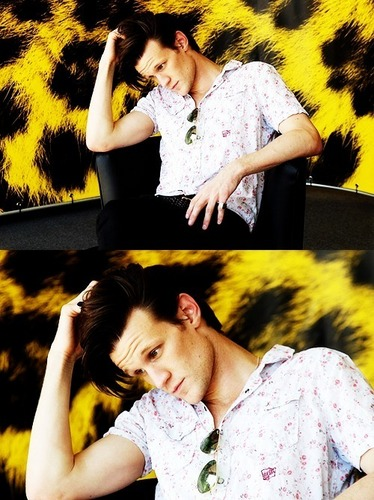 Matt Smith Photoshoot