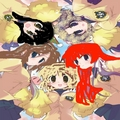 Me and my friends - anime101 photo