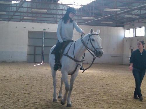 Me on My Horse.