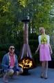 Michael Emerson & Carrie Preston Photoshoot Gala Magazine