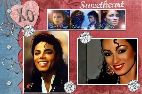 Michael Jackson <3 Tatiana