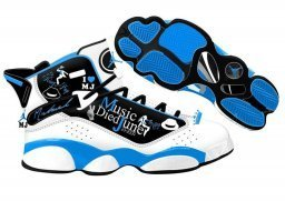 Michael Jackson Jordans