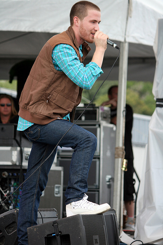 Mike Posner<3