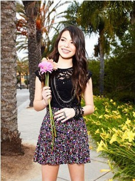 Miranda's photoshoot
